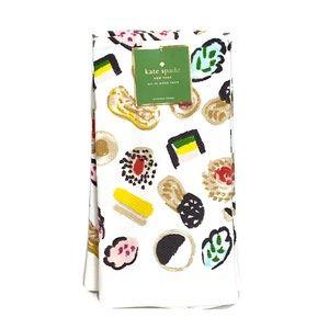 NWT Kate Spade Cookie Kitchen Towel Set